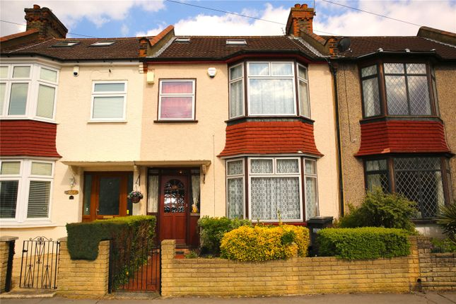 Thumbnail Terraced house for sale in Addiscombe Avenue, Addiscombe, Croydon