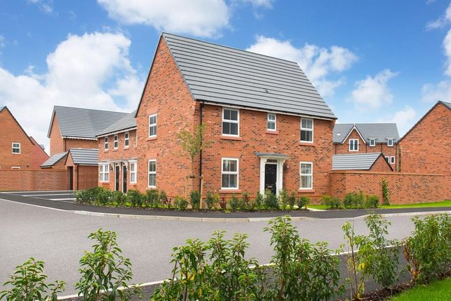 """Thumbnail Detached house for sale in """"Hadley"""" at Waterlode, Nantwich"""