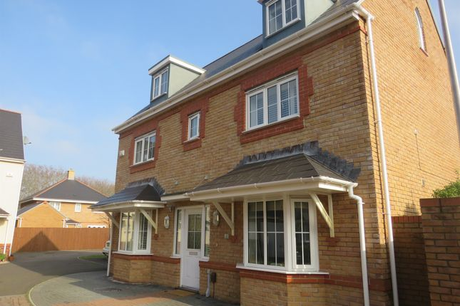 Thumbnail Detached house for sale in Scholars Drive, Penylan, Cardiff