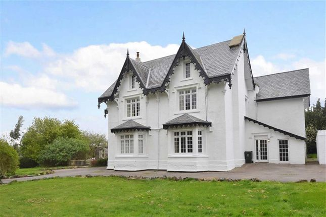 Thumbnail Detached house for sale in Main Road, Portskewett, Monmouthshire