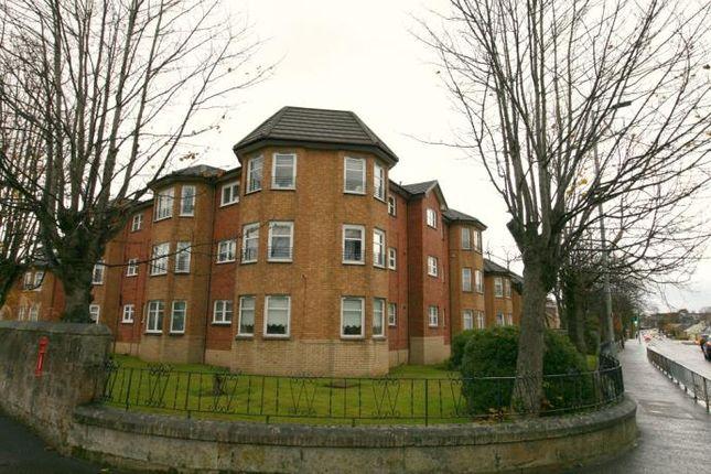 Thumbnail Flat to rent in Auchenstewart Court, Wishaw