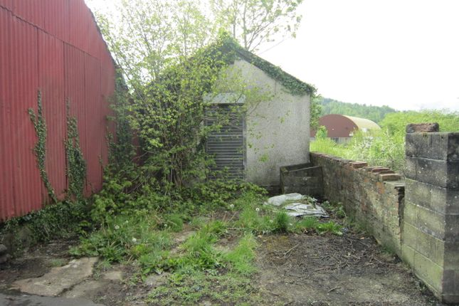 Thumbnail Parking/garage for sale in Bedwellty Road, Aberbargoed