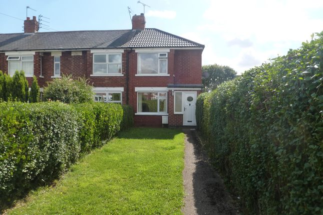 Thumbnail Property to rent in Chester Road, Hull