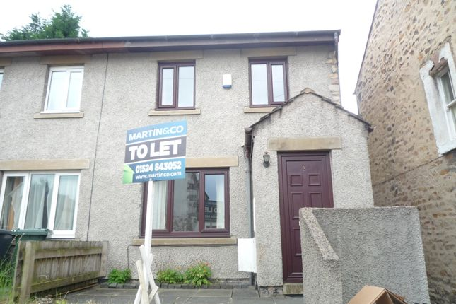 Thumbnail Semi-detached house to rent in Percy Road, Lancaster
