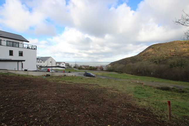 Thumbnail Land for sale in Hafan Y Mor, Tresaith, Cardigan