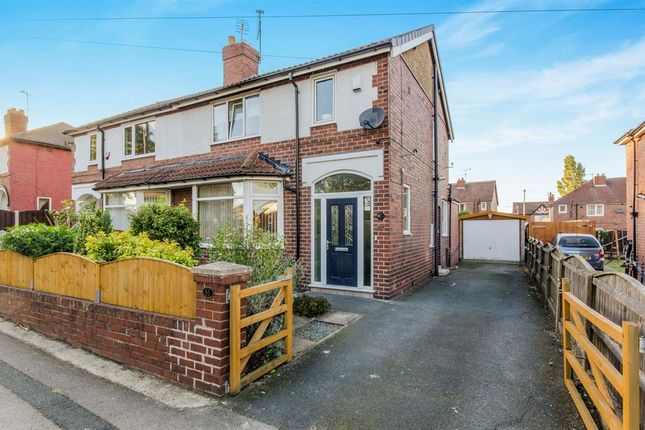 Thumbnail Semi-detached house for sale in Carleton Crest, Pontefract