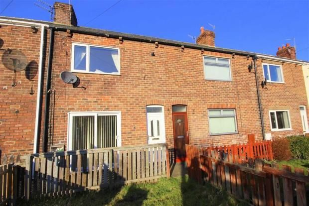 Thumbnail Property to rent in Ash Street, Langley Park, Durham