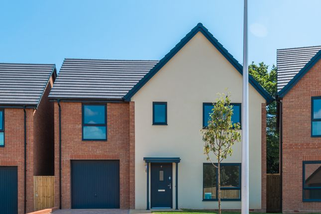 Thumbnail Detached house for sale in 'the Chelmsford' Caerwent Close, Dinas Powys