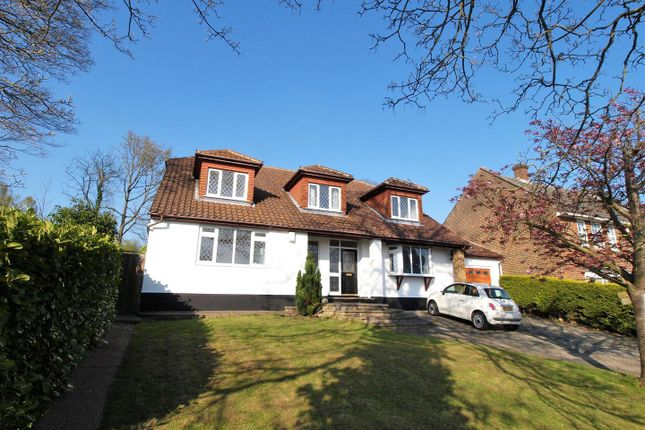 Thumbnail Detached house to rent in Raggleswood, Chislehurst