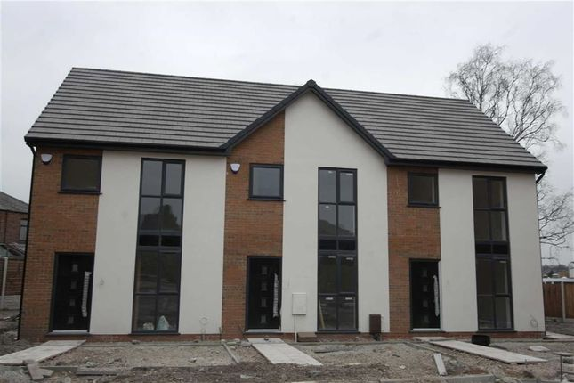 Thumbnail Town house for sale in Plot 3, Orrell