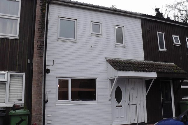 Thumbnail Terraced house to rent in Stagsden, Orton Goldhay