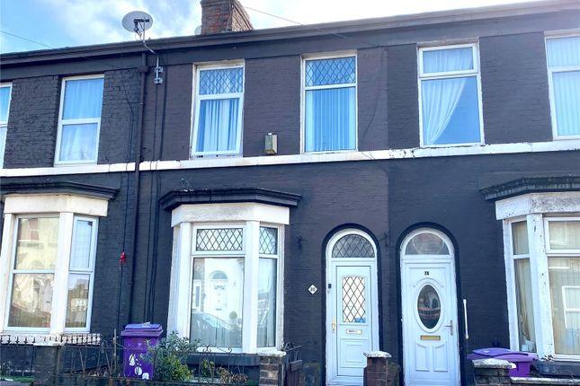 Thumbnail Terraced house for sale in Selwyn Street, Liverpool