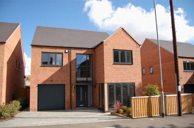 Thumbnail Detached house for sale in Hatton Avenue, Off Hatton Park Road, Northants