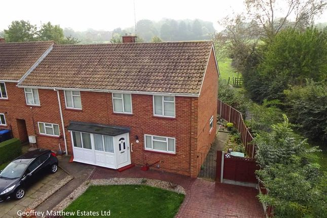 Thumbnail End terrace house for sale in Potters Field, Harlow, Essex