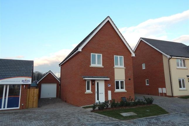 Thumbnail Detached house to rent in 3 Warneford Crescent, Longhedge, Salisbury