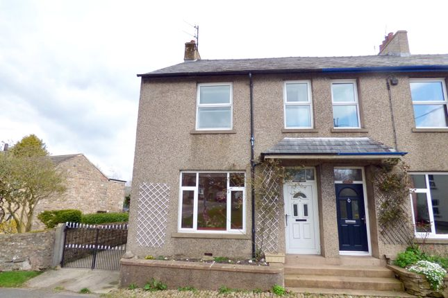 3 bed end terrace house for sale in Church Brough, Kirkby Stephen, Cumbria CA17