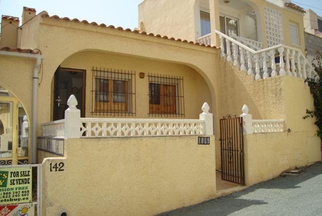 Terraced bungalow for sale in Urbanización La Marina, San Fulgencio, Costa Blanca South, Costa Blanca, Valencia, Spain