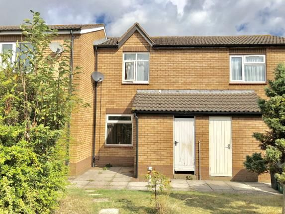 Thumbnail Terraced house for sale in Dowsland Way, Taunton