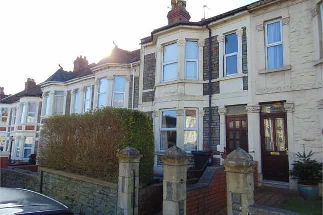 Thumbnail Terraced house for sale in Montrose Park, Brislington, Bristol