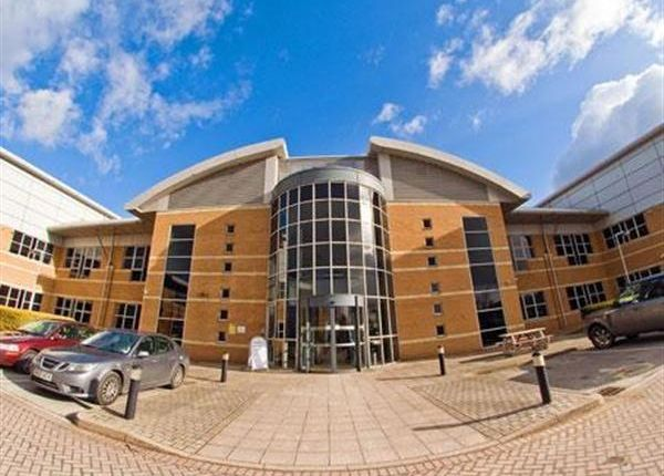 Office to let in Herald Way, Pegasus Business Park, Castle Donington