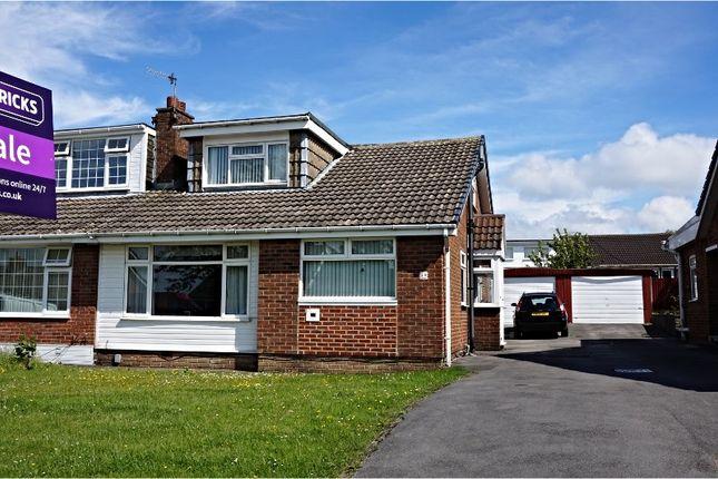 Thumbnail Semi-detached bungalow for sale in Frensham Drive, Bradford
