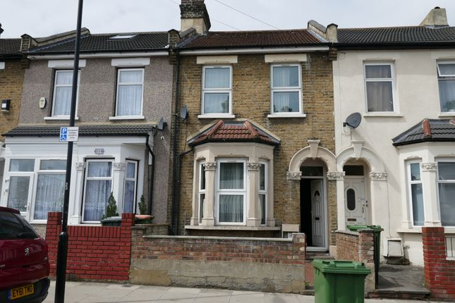 Thumbnail Terraced house for sale in Dersingham Avenue, London