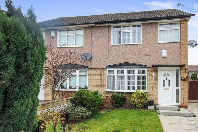 Thumbnail Semi-detached house to rent in Grassington Crescent, Woolton, Liverpool