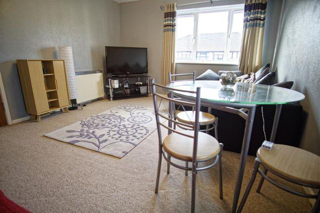 Living Room of Grange Avenue, Ribbleton, Preston PR2