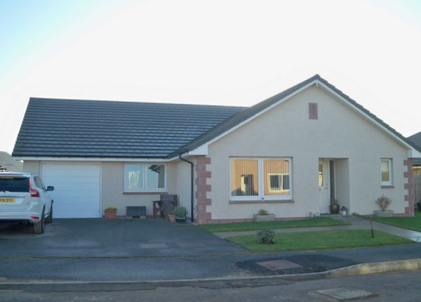 Thumbnail Bungalow for sale in Montgomerie Drive, Nairn