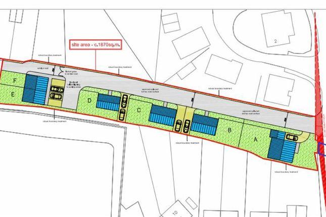 Thumbnail Land for sale in Church Road, Longton, Stoke-On-Trent