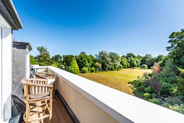 Balcony of Tortington Manor, Ford Road, Tortington, Arundel BN18