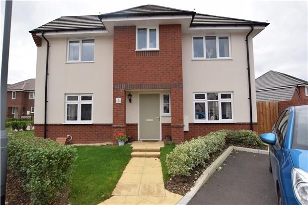 Thumbnail Semi-detached house for sale in Titus Way, Keynsham, Bristol