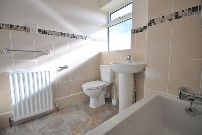 Bathroom of The Leightons, Buggen Lane, Neston CH64