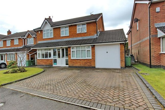 Thumbnail Detached house for sale in Sedgefield Road, Radcliffe, Manchester