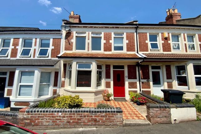 Thumbnail Terraced house for sale in Upper Sandhurst Road, Brislington, Bristol