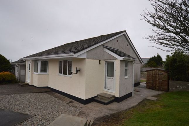 1 bed bungalow to rent in Braddock Close, Foxhole, St. Austell PL26