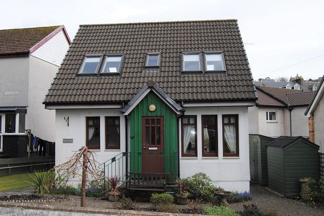 Thumbnail Detached house for sale in Dalrigh, Dunollie Road, Oban