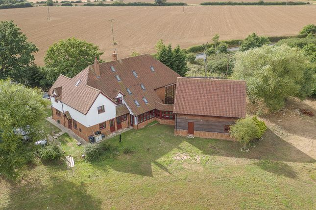 Thumbnail Detached house for sale in Kelvedon Road, Tolleshunt D'arcy, Maldon