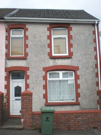 Thumbnail End terrace house to rent in Beadon Street, Mountain Ash