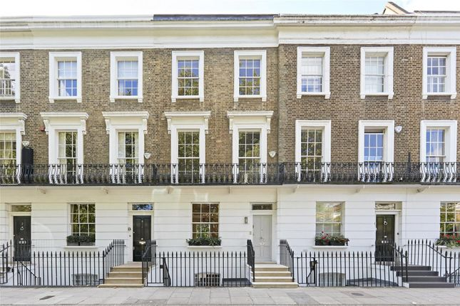 Thumbnail Terraced house for sale in Cheltenham Terrace, Chelsea, London