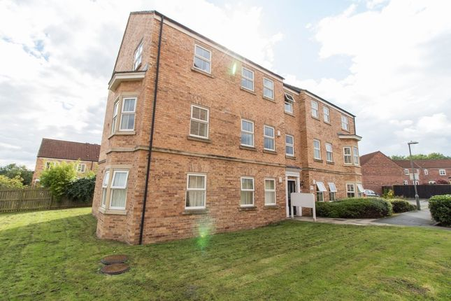 Thumbnail Flat to rent in Chepstow Close, The Chase, Catterick Garrison