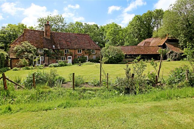 Thumbnail Detached house for sale in Goose Green, Bramley, Guildford, Surrey