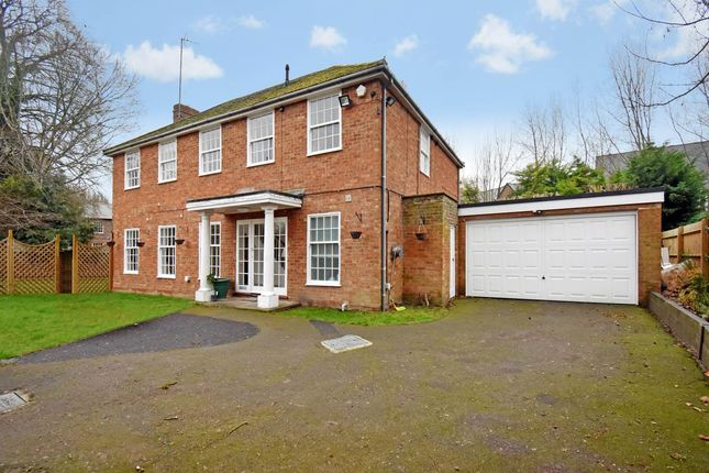 Thumbnail Property to rent in Beech House, Goose Green, Lambourn