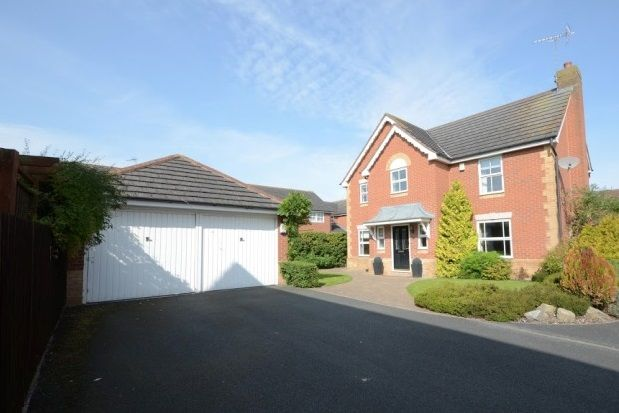 Thumbnail Detached house to rent in Landalewood Road, Clifton Moor, York