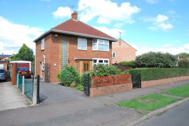 Thumbnail Detached house for sale in Richmond Gardens, Longlevens, Gloucester