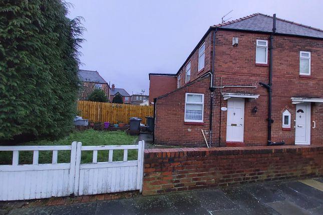 Thumbnail Flat to rent in John Street, Wallsend