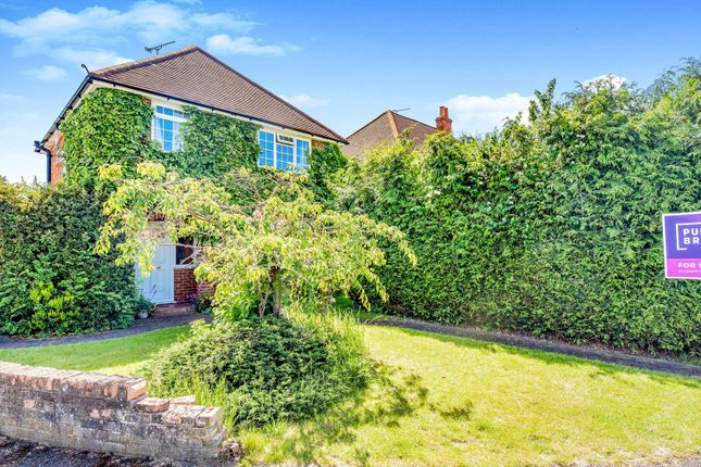 Thumbnail Detached house for sale in The Broadway, Sandhurst