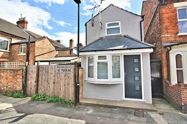 Thumbnail Detached house to rent in The Studio, Stanley Street, Bedford