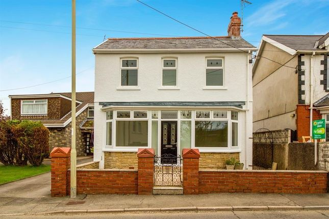 Thumbnail Property to rent in Bryncoch Road, Sarn, Bridgend