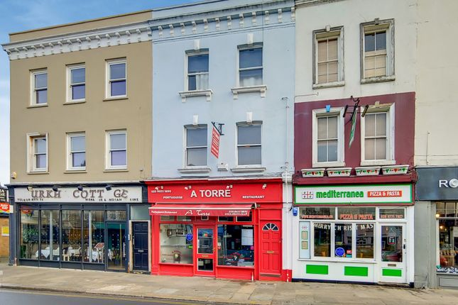Thumbnail Flat to rent in Westow Street, Crystal Palace, London, Greater London